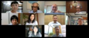 百年企業研究会 臨時オンラインミーティング(2020/05/22)