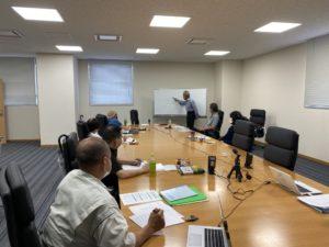 百年企業研究会 臨時ミーティング(2020/06/18)