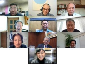 第143回 百年企業研究会内容(2021/1/21)